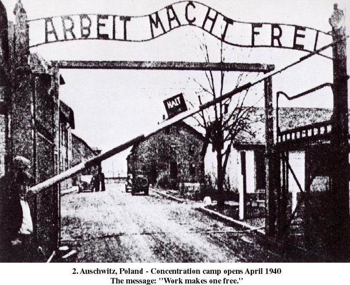 The Holocaust is Not Unique