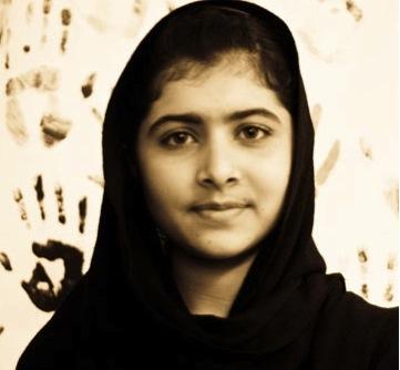 Pakistani Malala is an American hero
